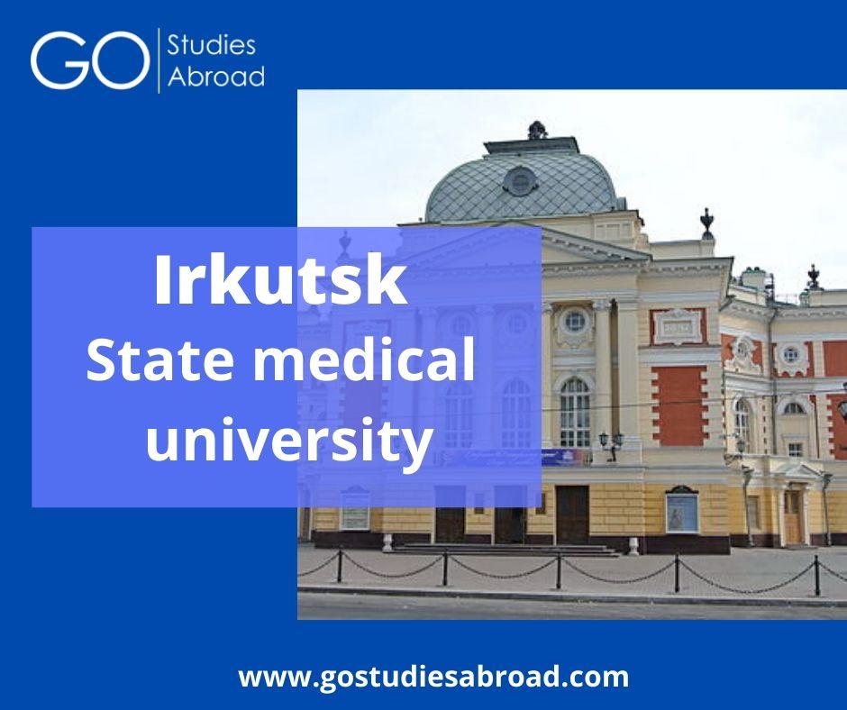 Irkutsk State Medical University Historical background