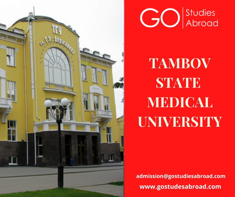 Tambov State Medical University in Russia